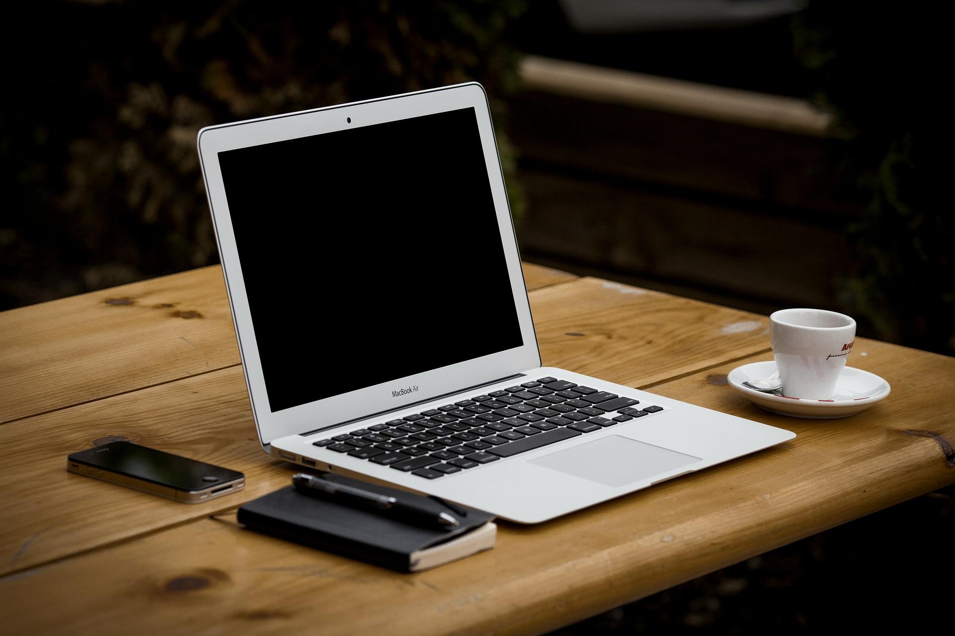 Computer zum Bloggen